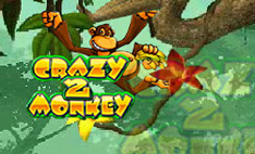 Crazy Monkey 2 (Обезьянки 2)